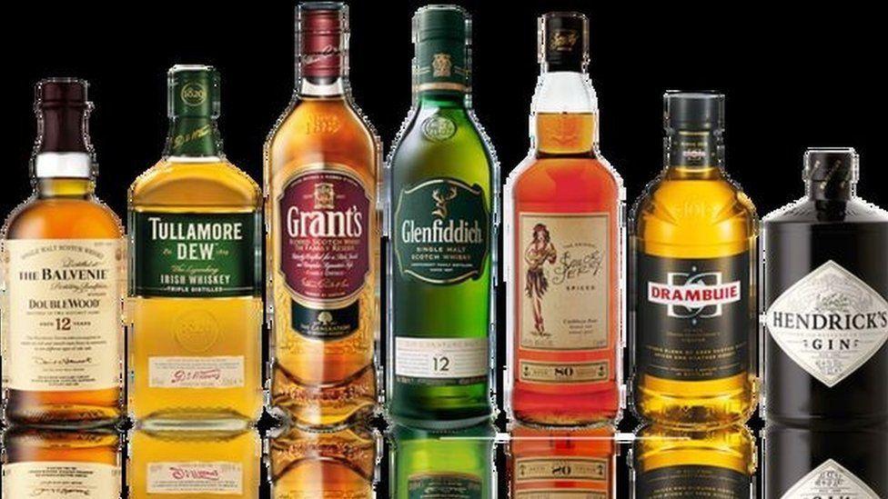 William Grant drinks