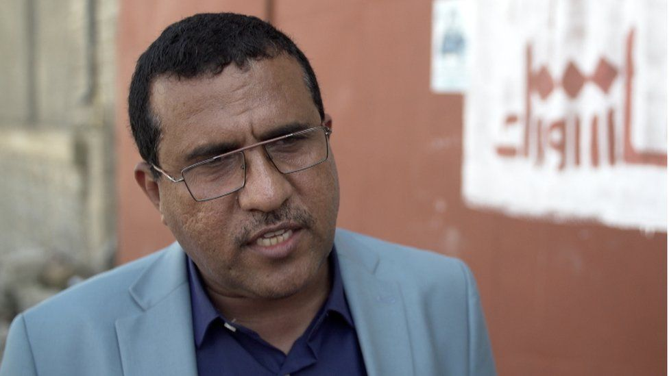 SCMCHA official Alaan Fadayil