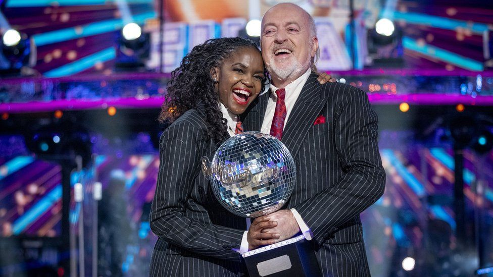 Bill Bailey and Oti Mabuse win Strictly Come Dancing 2020