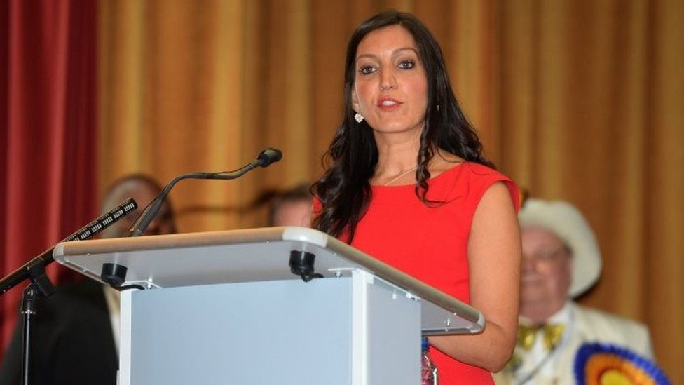 Labour MP for Tooting Rosena Allin-Khan