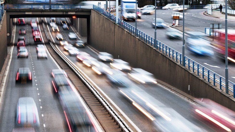 Cars in Birmingham