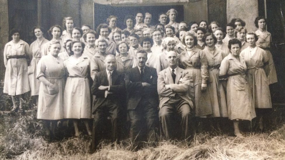 Rotherwas workers