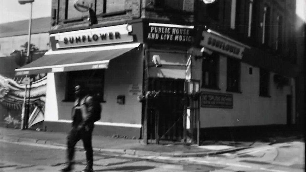 The Sunflower Bar