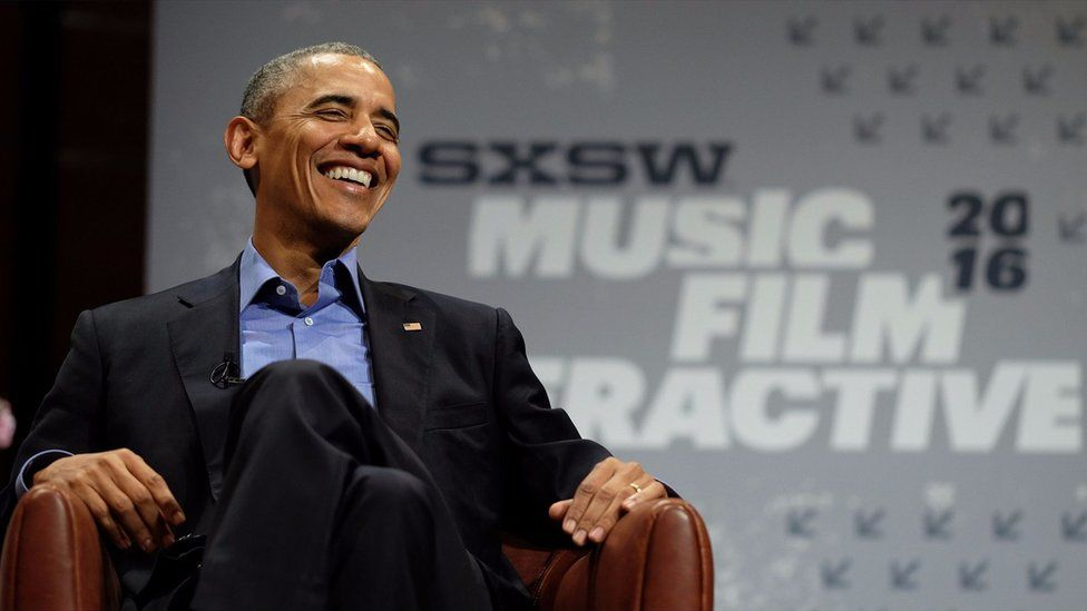 South by Southwest attracts thousands every year - including Barack Obama in 2016