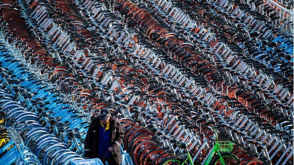 Impounded bikes