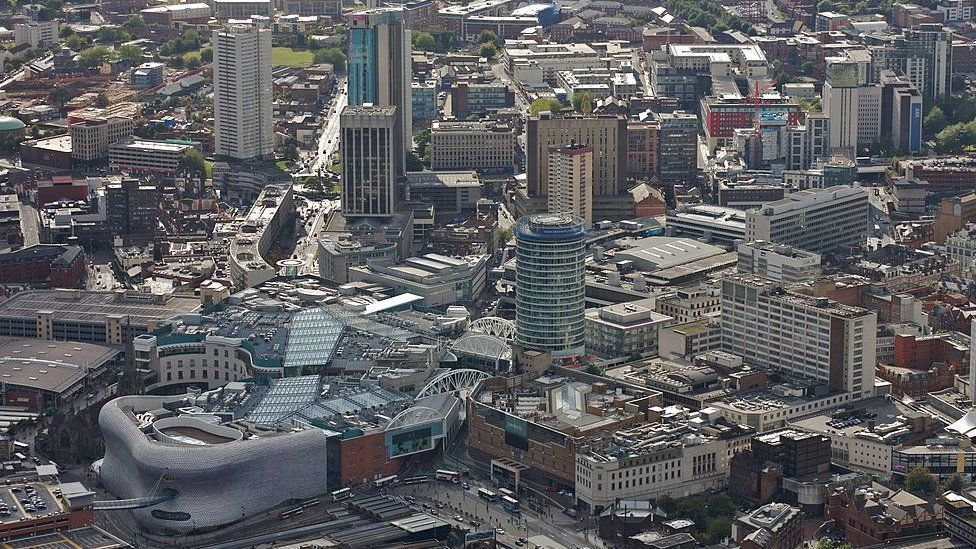 Birmingham cars could be banned from driving through city centre