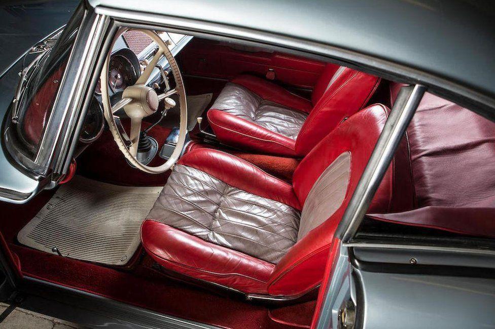 1957 BMW 507 Roadster