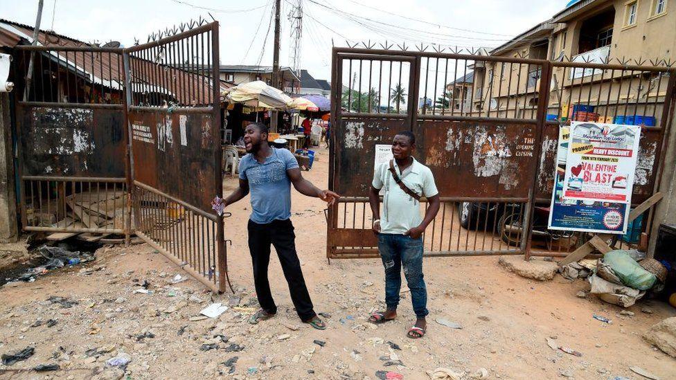 Lagos residents