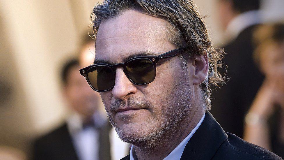 Joaquin Phoenix in August 2019
