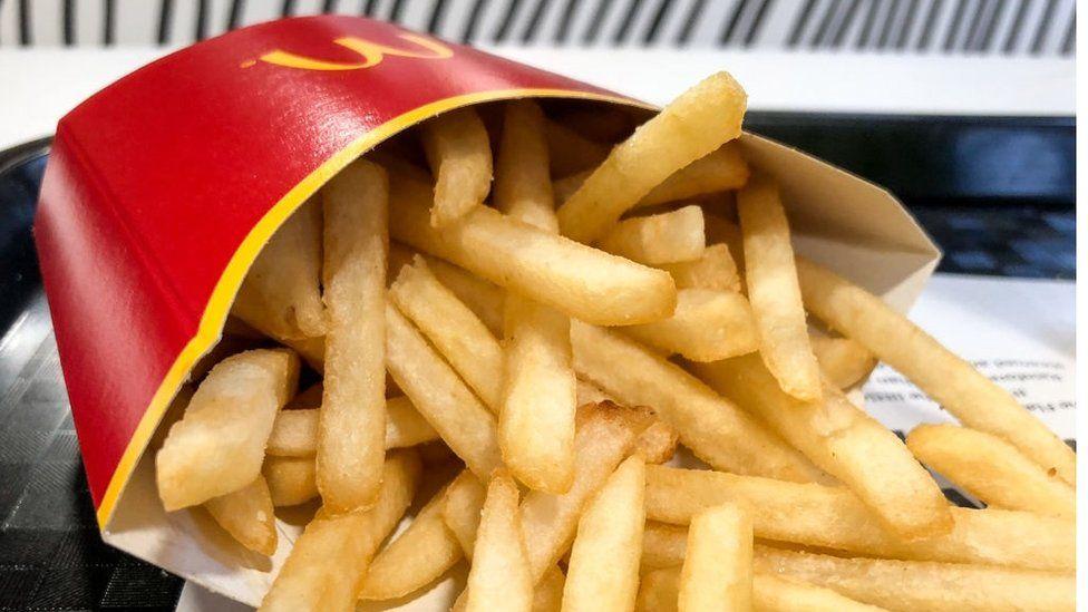 McDonald's chips
