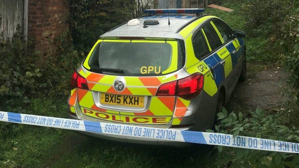 Evesham Road police