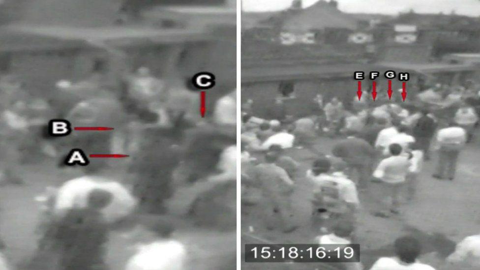 Hillsborough appeal videos released