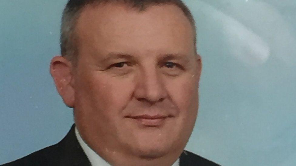 Adrian Ismay