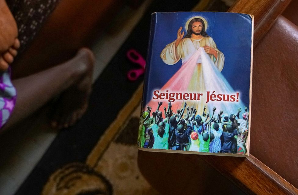 Book with the title Seigneur Jesus