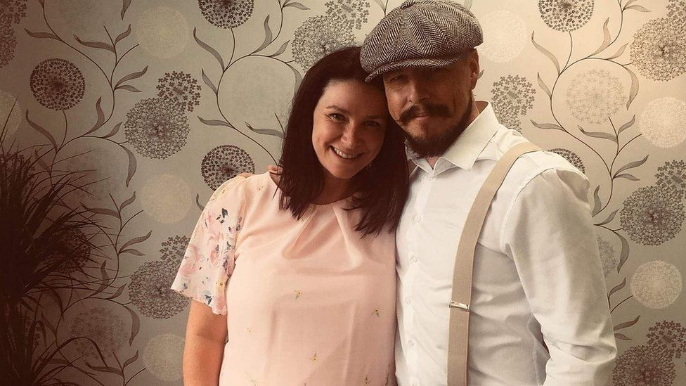 Lee and Lizianne Harris