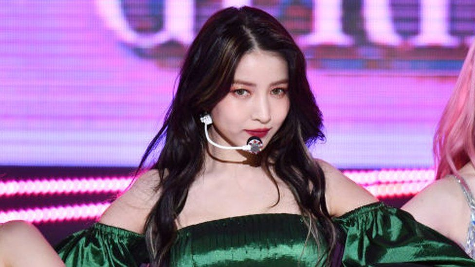 Sowon from Gfriend