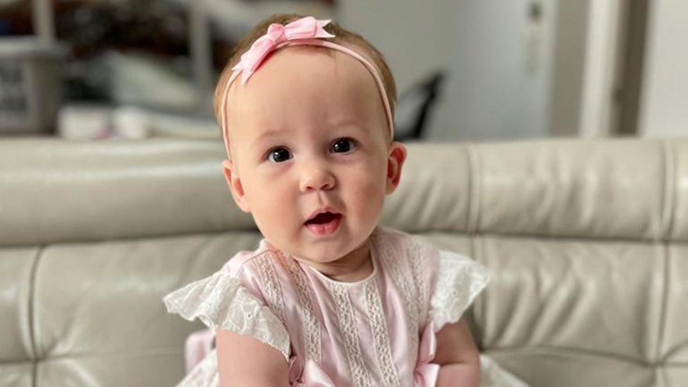 Steve's daughter, Dolly