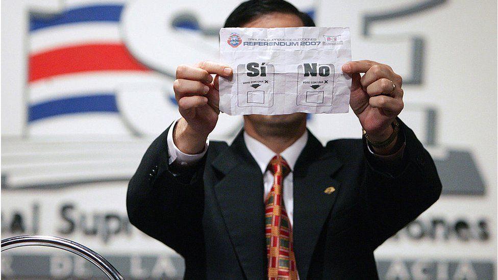 ¿Sí o no?: 5 referendos, plebiscitos y consultas que han hecho historia en América Latina
