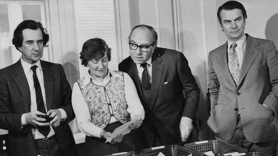 SDP, 1981