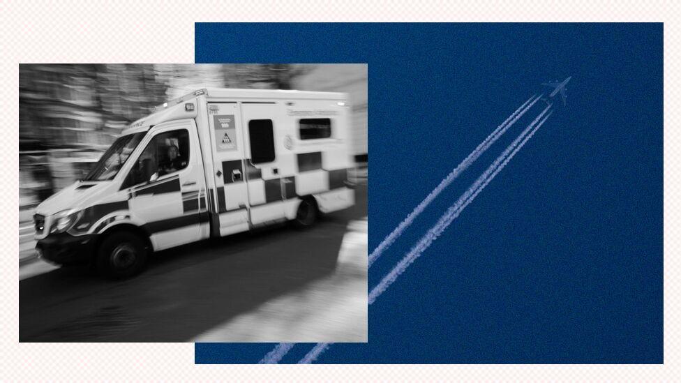Ambulance graphic