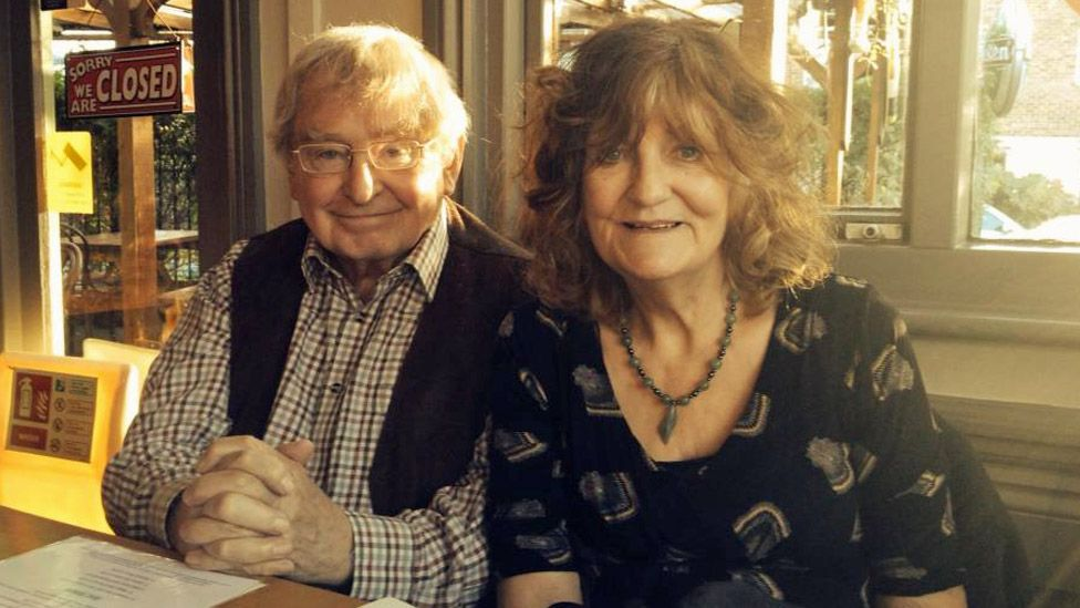 Peter and Alison Gordon