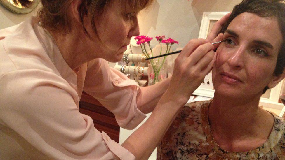 Makeup evening