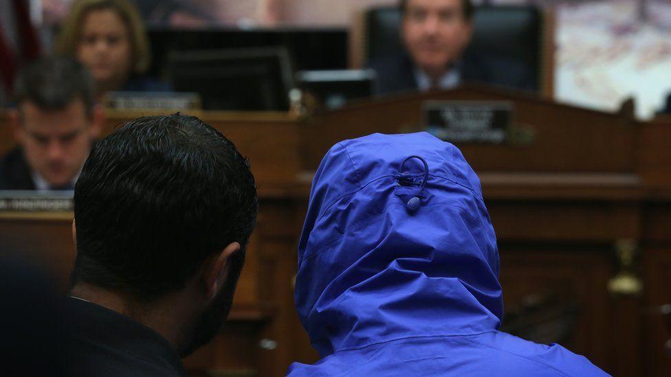"Syrian defector ""Caesar"" testifies at US Congressional hearing (31 July 2014)"