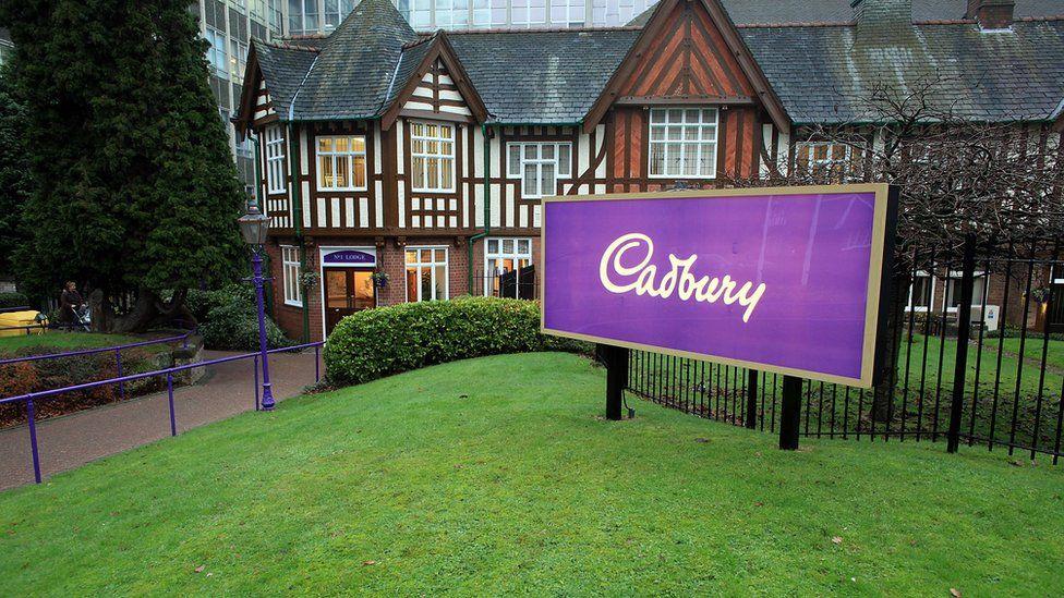 Cadbury's Bournville plant