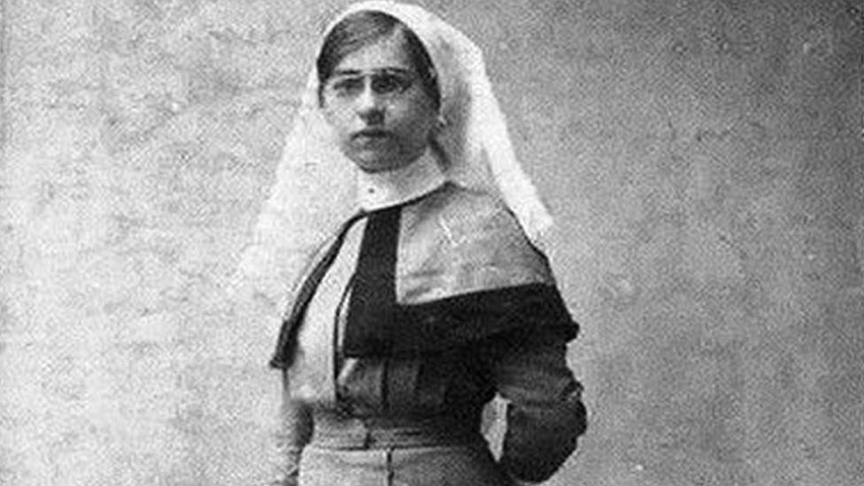 Nurse Nellie Spindler