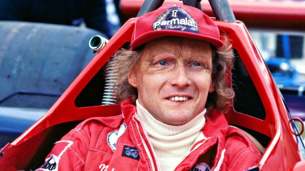 Niki Lauda, Austrian Formula 1 legend, dies at 70 - BBC News