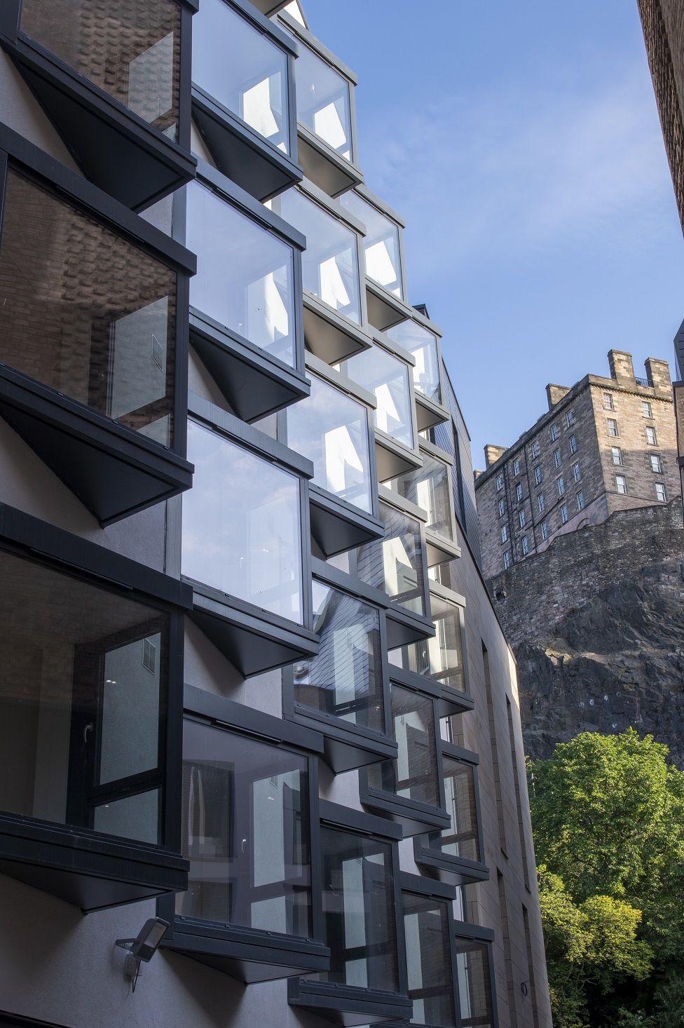 King's Stables Roads, Edinburgh - Fletcher Joseph Associates