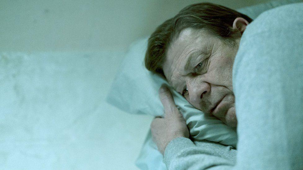 Sean Bean as Mark Cobden in Time
