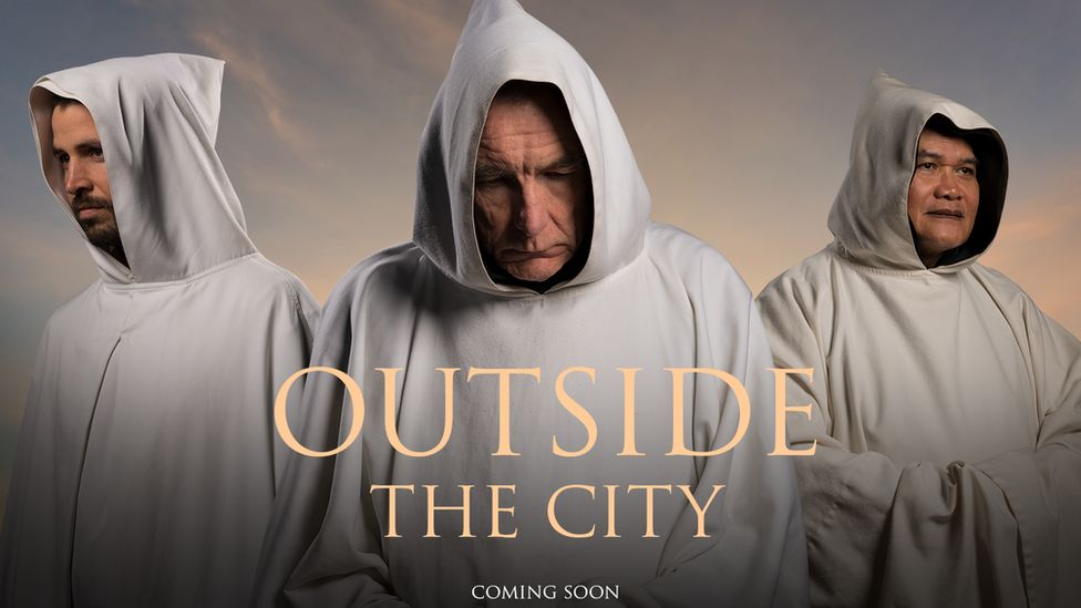 Poster for Outside the City film