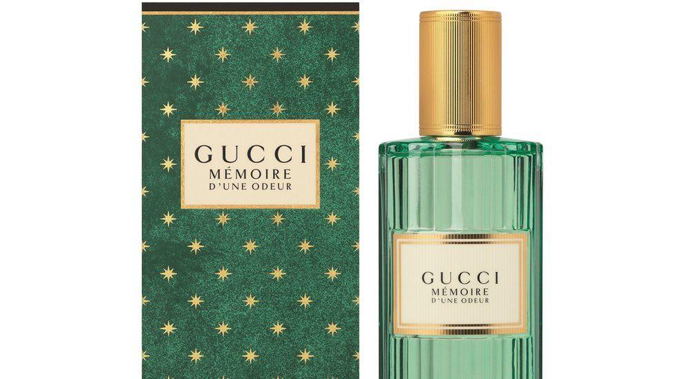 Gucci bottles