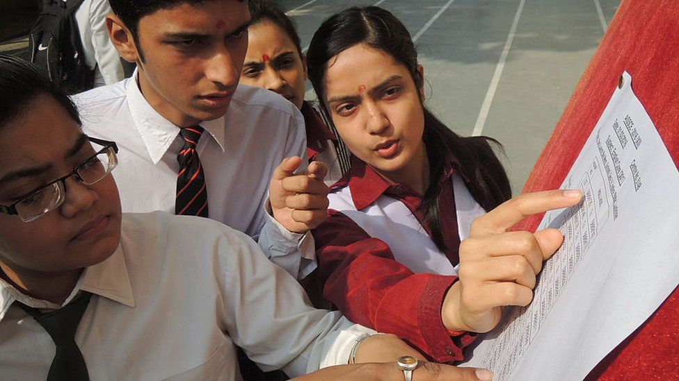 Class 12 exams: India students face uncertain future amid pandemic