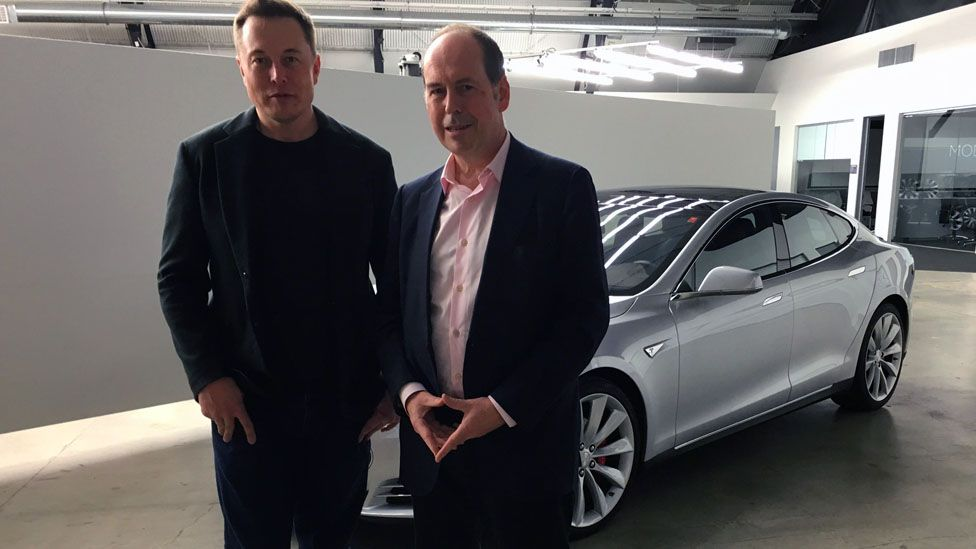 Elon Musk and Rory