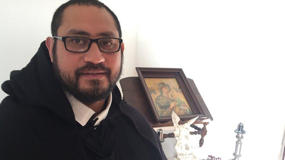 Father Magdala Maria