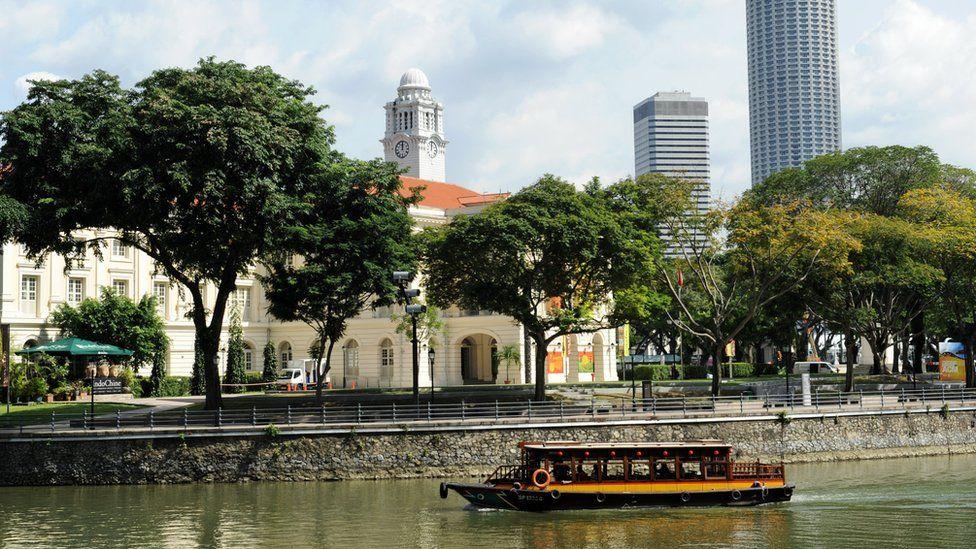 The Asian Civilisation Museum in Singapore