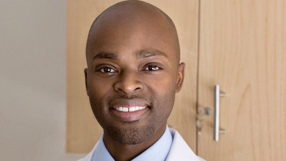 Michael Knight, MD, assistant professor of medicine at the George Washington University School of Medicine and Health Sciences