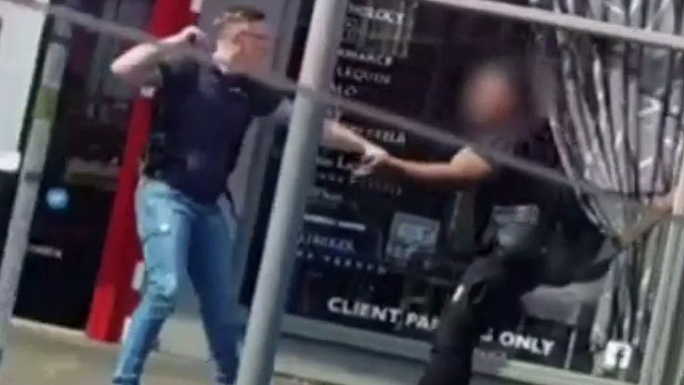 Met police officer cleared of beating boy with unlawful force