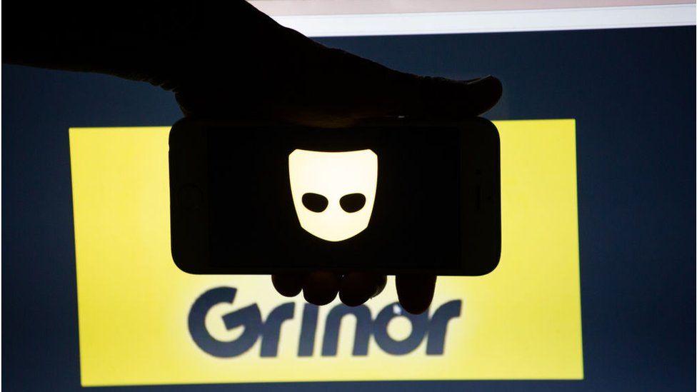 Gay dating app Grindr