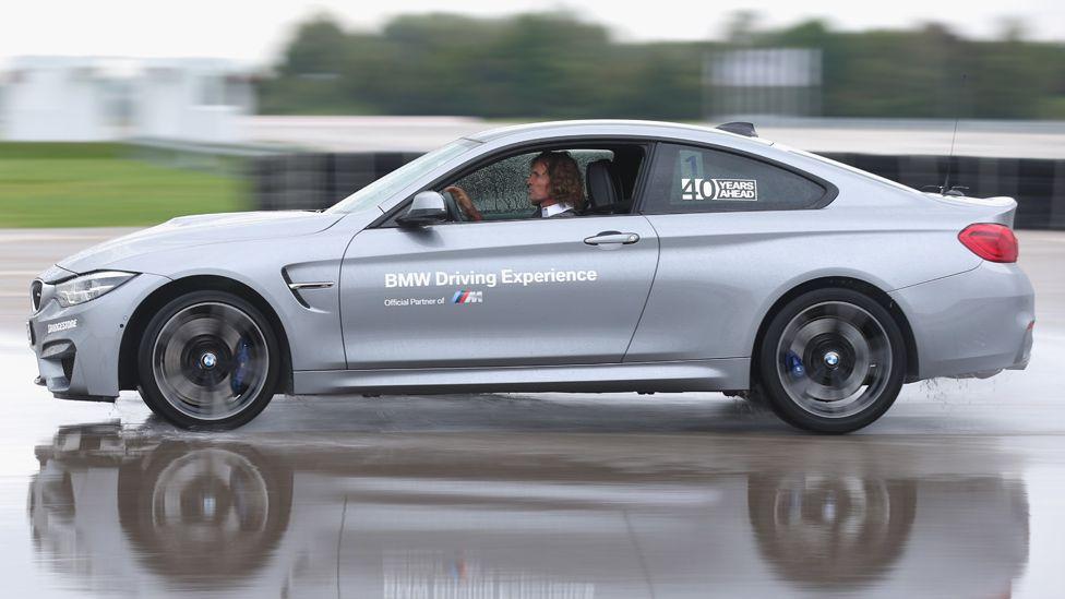 BMW exhibition car in Munich, Sept 2017