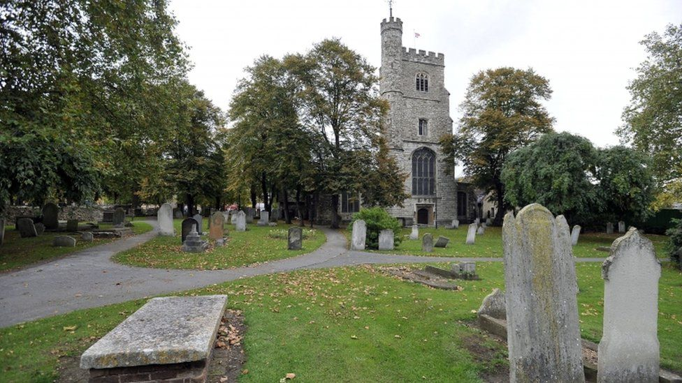 St Margaret's Church in Barking
