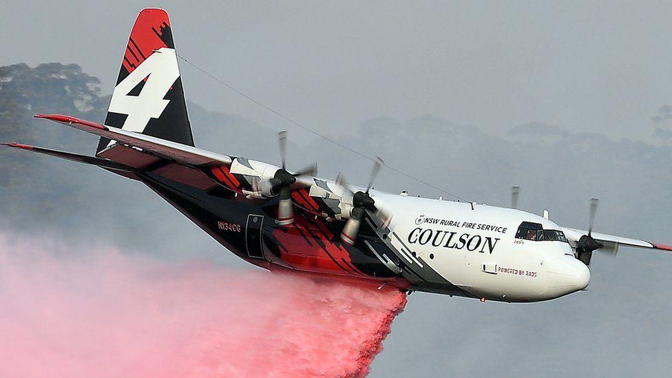 Coulson C-130 Hercules