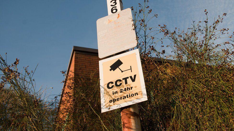 CCTV camera near Stephen Port's house