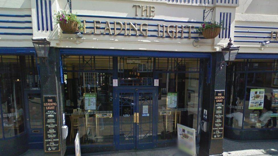 Leading Light pub in Faversham