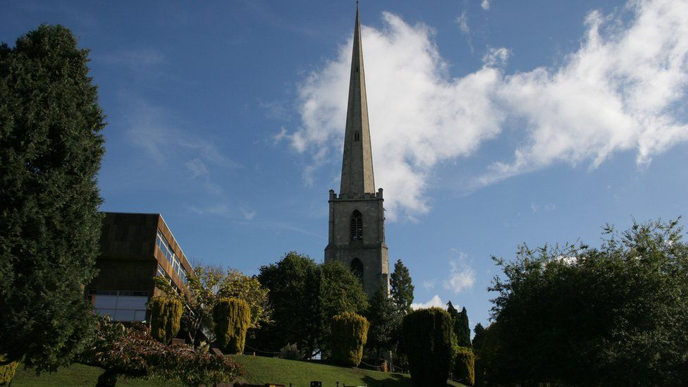 St Andrew's Church Worcester