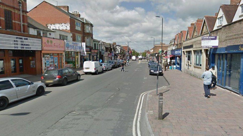 Cowley Road