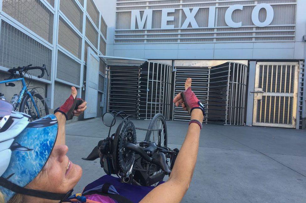 Darke arrives at Mexico