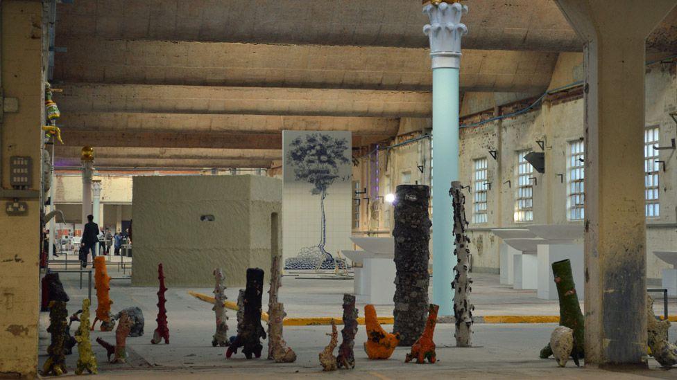 British Ceramics Biennial in Stoke